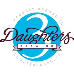 Logo for 3 Daughters Brewing