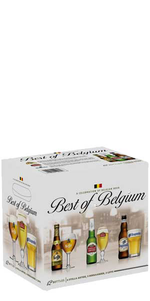 Photo of Best Of Belgium - Variety Pack