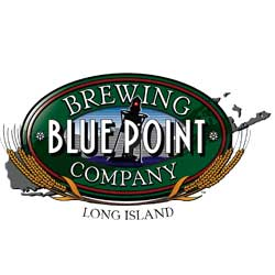 Logo for Blue Point Brewing Co.