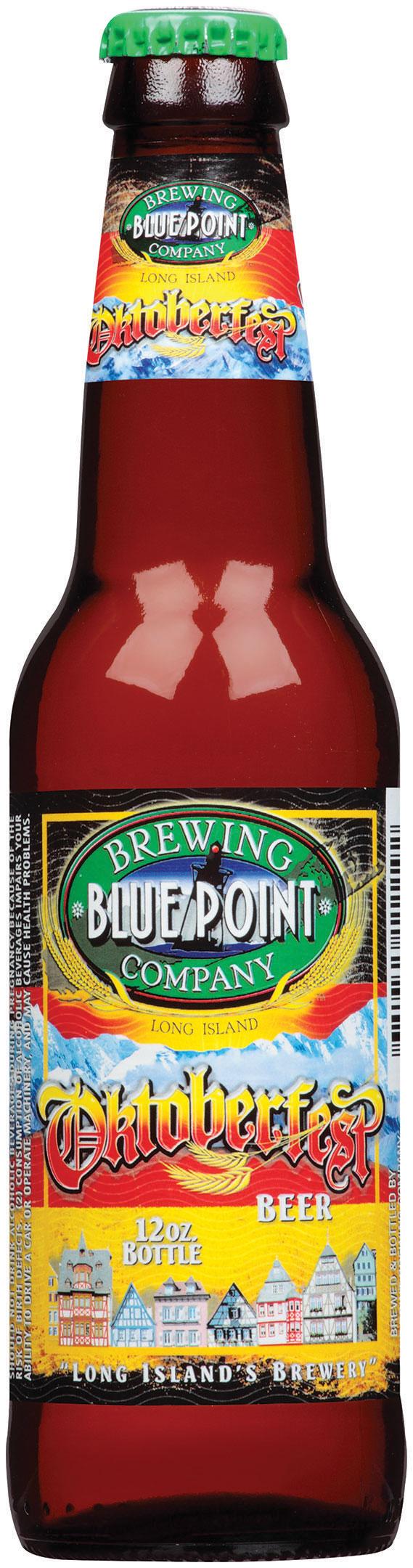 Photo of Blue Point Oktoberfest