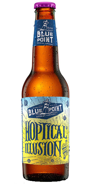 Photo of Blue Point Hoptical Illusion