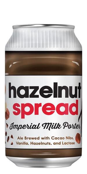 Photo of Brew Bus Hazelnut Spread