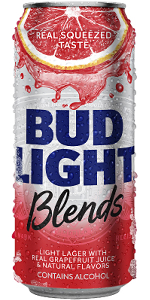Photo of Bud Light Blends Grapefruit