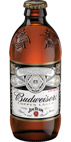 Photo of Budweiser Copper Lager