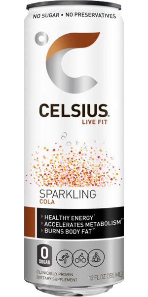 Photo of Celsius Cola