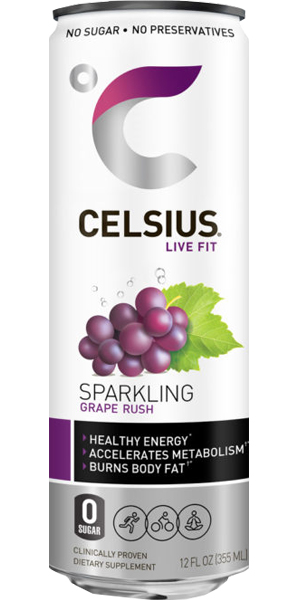 Photo of Celsius Grape