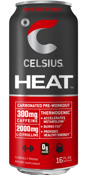 Photo of Celsius Heat Inferno Punch