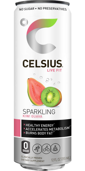 Photo of Celsius Kiwi Guava