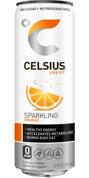 Photo of Celsius Orange