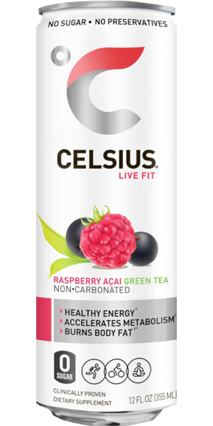 Photo of Celsius Raspberry Acai
