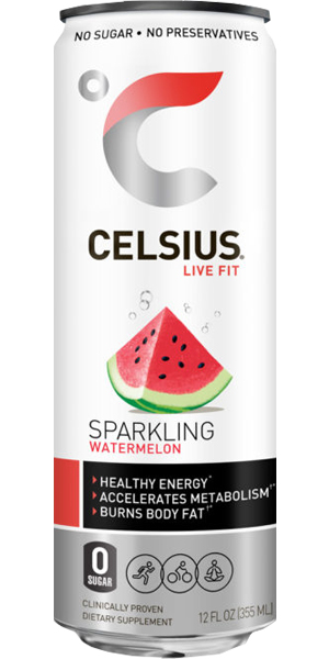 Photo of Celsius Watermelon
