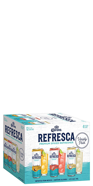 Photo of Corona Refresca Variety Pack