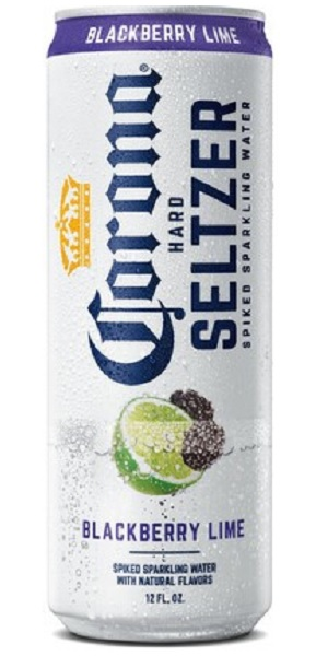 Photo of Corona Seltzer Blackberry Lime