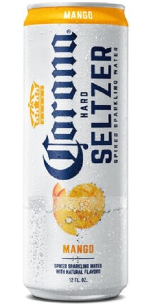 Photo of Corona Seltzer Mango