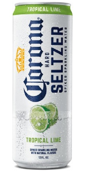 Photo of Corona Seltzer Tropical Lime