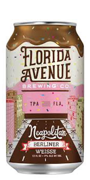 Photo of Florida Avenue Neapolitan Bernliner Weisse