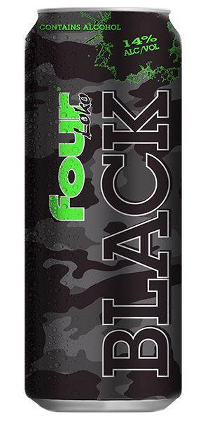 Photo of Four Loko Black