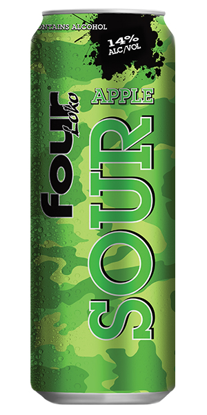 Photo of Four Loko Sour Apple