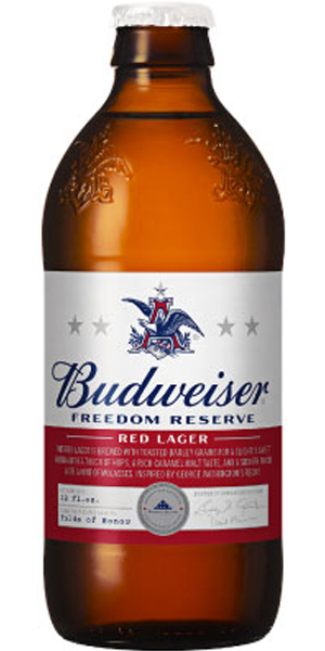 Photo of Budweiser Freedom Reserve