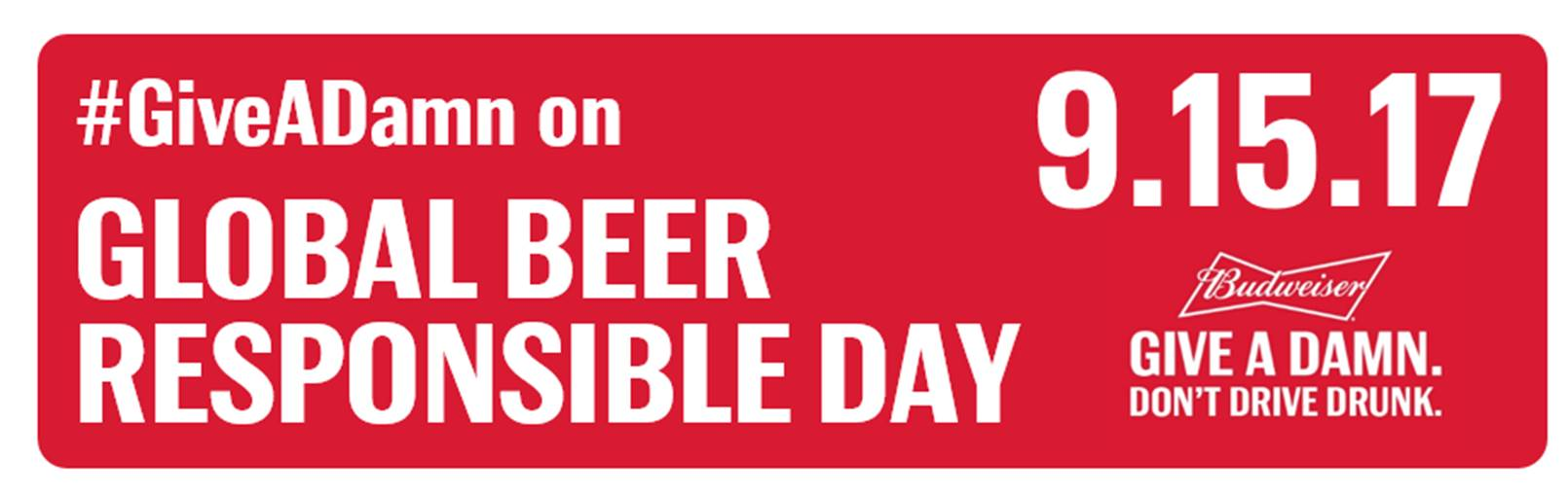 Global Beer Day Sept 15 2017