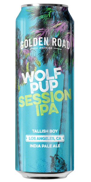 Photo of Golden Road Wolf Pup Session IPA