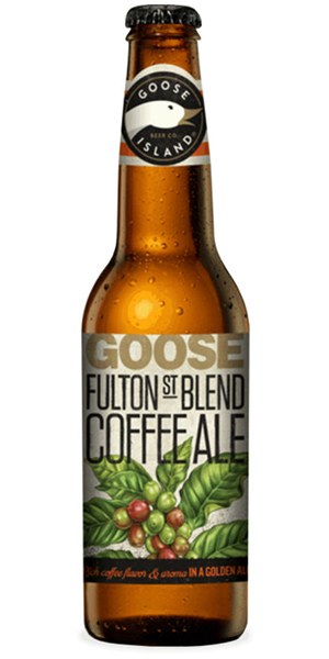 Photo of Goose Island Fulton Street Blend Coffee Ale