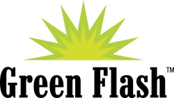 Logo for Green Flash Brewing Co.