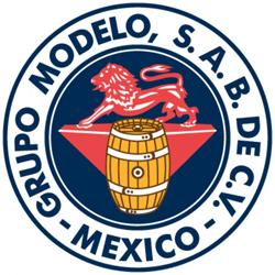 Logo for Grupo Modelo S.A. de C.V.