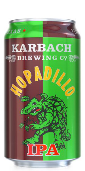 Photo of Karbach Hopadillo IPA