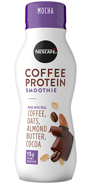 Photo of Nescafe Coffee Protein Smoothie Mocha