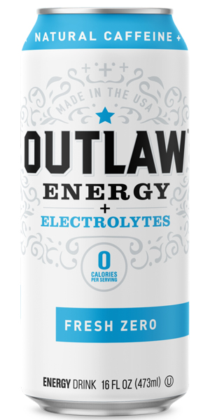 Photo of Outlaw Energy Fresh Zero