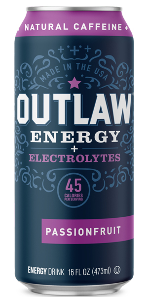 Photo of Outlaw Energy Passion Fruit