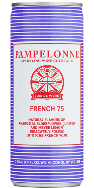 Photo of Pampelonne French 75