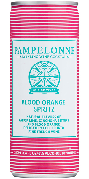 Photo of Pampelonne Blood Orange Spritz