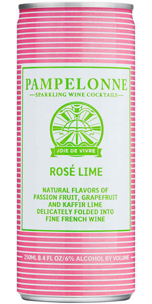 Photo of Pampelonne Rose' Lime