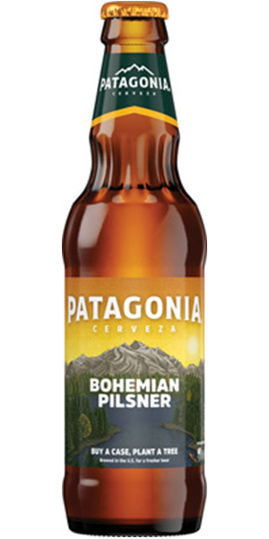 Photo of Patagonia Bohemian Pilsner