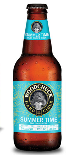 Photo of Woodchuck Pear Ginger