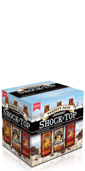 Photo of Shock Top Winter Variety