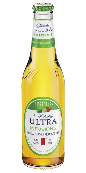 Photo of Michelob Ultra Lime & Prickly Pear Cactus