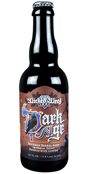 Photo of Wicked Weed Dark Age Bourbon Coffee Stout