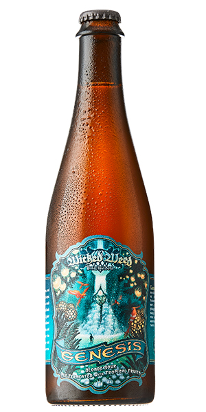 Photo of Wicked Weed Genesis Blonde Sour Ale