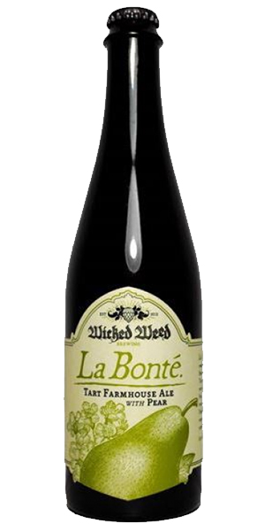 Photo of Wicked Weed La Bonte Pear