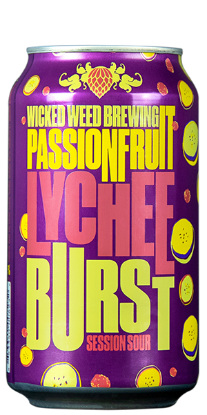 Photo of Wicked Weed Passionfruit Lychee Burst