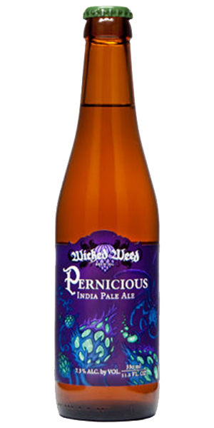Photo of Wicked Weed Pernicious IPA