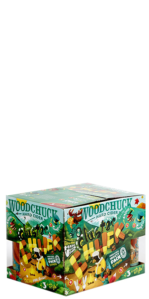 Photo of Woodchuck Cluster Chuck Variety 12-pack
