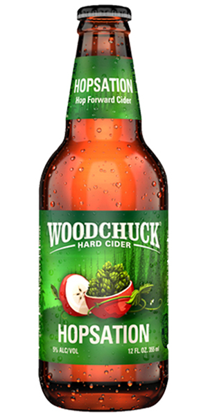 Photo of Woodchuck Hopsation