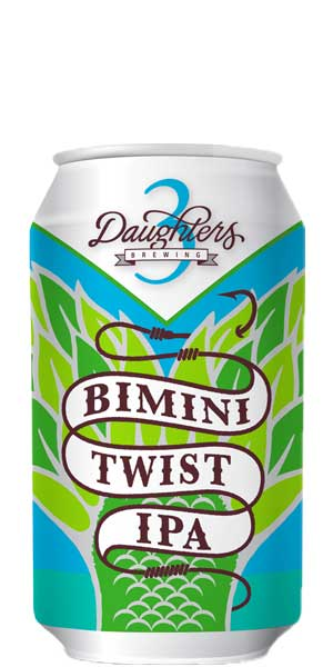 Photo of 3 Daughters Bimini Twist IPA