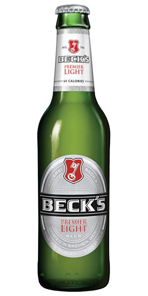 Photo of Beck's Premier Light