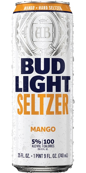 Photo of Bud Light Seltzer Mango
