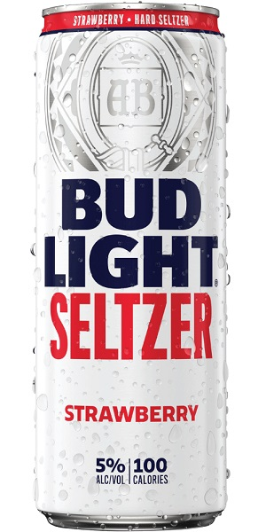 Photo of Bud Light Seltzer Strawberry